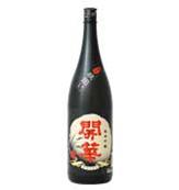 開華 純米吟醸 黒瓶